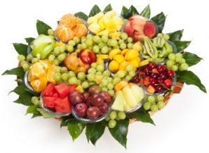 סלסלות פירות מעוצבות