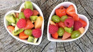 סלסלה של פירות בגודל S