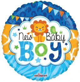 בלון להולדת בן
