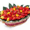 סלסלת תותים