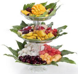 מגדל פירות טריים