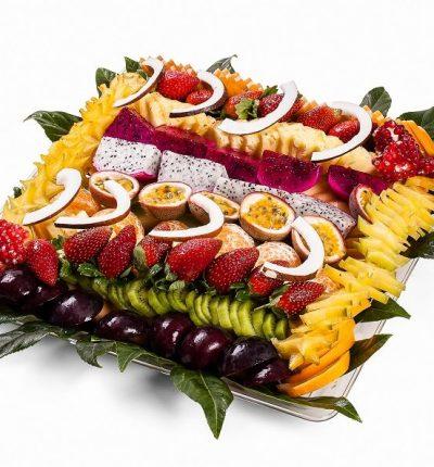 כיצד מגשי פירות תורמים למערכת החיסונית שלכם?