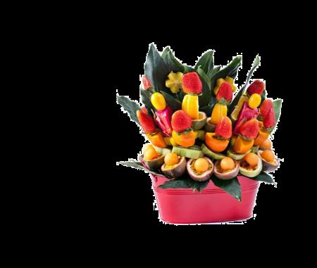 זרי פירות מעוצבים