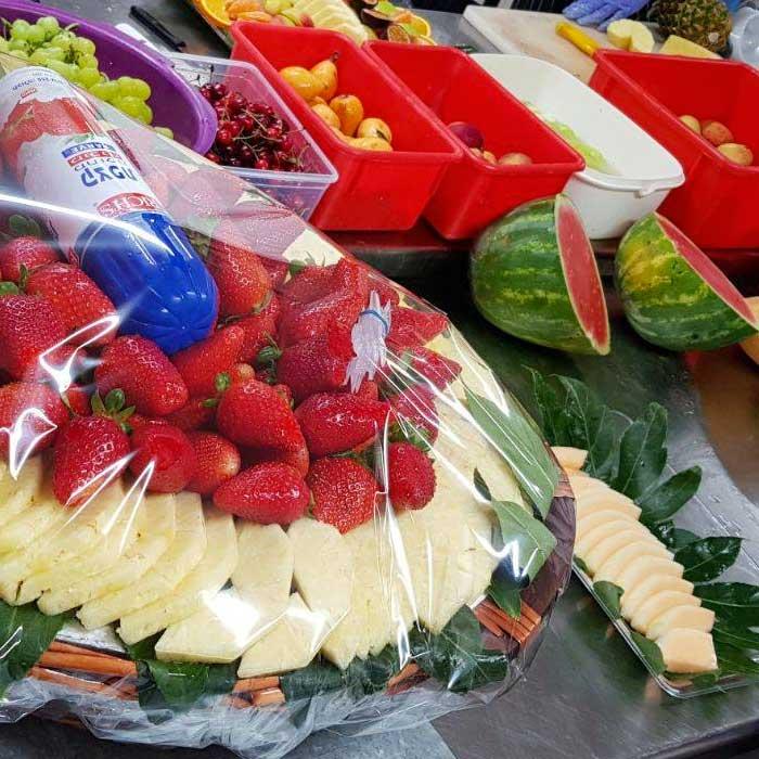 מגשי פירות מובחרים