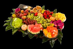 מגש פירות צבעוני באקדמיה