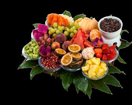 סלסלת פירות פרימיום