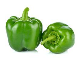 פלפל ירוק במשקל