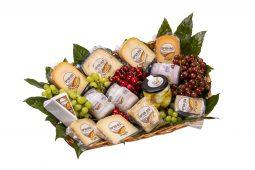 סלסלת גבינות בינונית